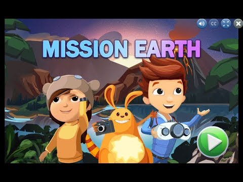 Ready Jet Go Mission Earth New Game  PBS Kids