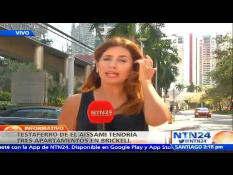 En exclusiva NTN24 muestra las lujosas propiedades de Tareck El Aissami en Florida