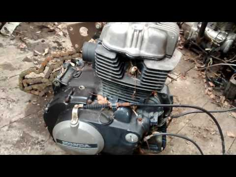 1980's Honda CM400 Engine - For Sale
