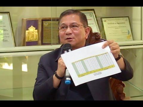 PDEA names 207 barangay execs on drug list