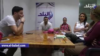 بالصور والفيديو.. هبة عبد العزيز: شخصية 'بيري' في 'هبة رجل الغراب' لا تشبهني في الحقيقة