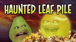 Annoying Orange - Haunted Leaf Pile