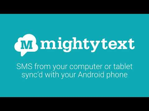 MightyText | SMS from Computer