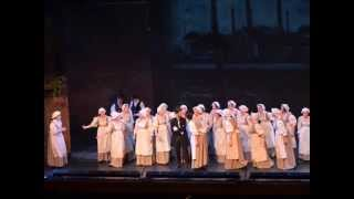 Les Miserables 1991 Paris Revival Cast Quand un Jour est Passe Lyrics
