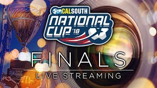 2018 Cal South National Cup 18U Boys Final