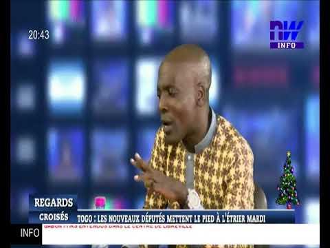 Togo : les nouveaux députés mettent le pied à l'étrier mardi (Regards Croisés 07 01 2019 P4)