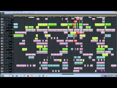 Monster Party - Magix Music Maker 2014 Premium (Dubstep/Experimental Techno)
