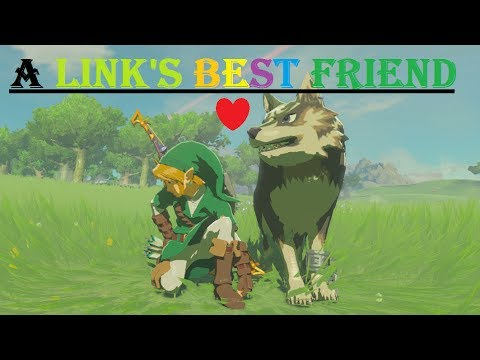 Wolf Link: A Link's Best Friend