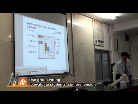 Visualizer and Interactive Pen Case Study - SMK Laki-Laki Methodist School, Malaysia