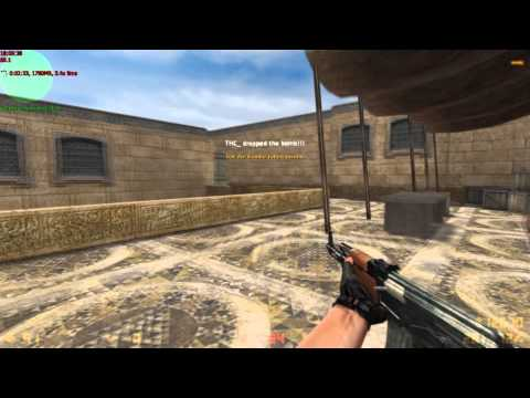 The Evolution of Counter-Strike Dust2/AK47 [Gameplay/1080P]