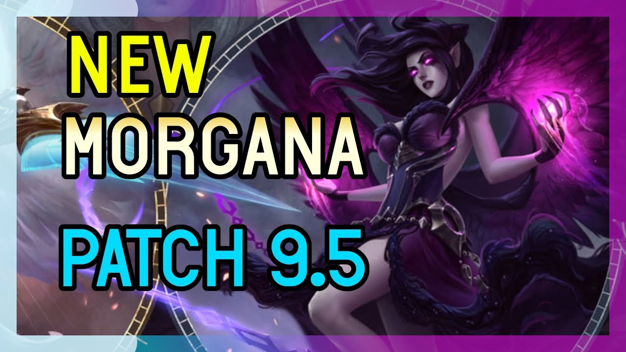 Morgana Build Guide 95 Bizzleberrys Challenger Master Support