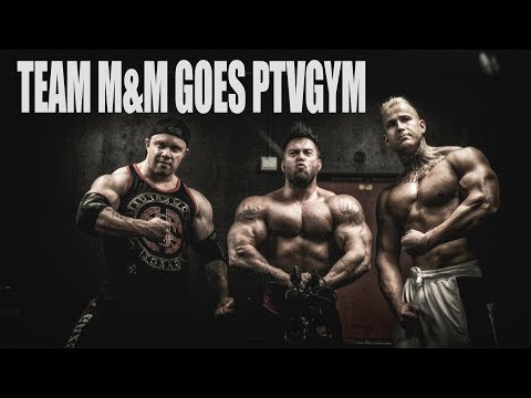 Team M&M Goes PTVGYM
