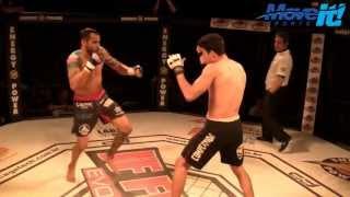 Felipe Silva (Pro Fight Team/CM System) X Johny Vieira (Mamute Team) - 13º JF Fight Evolution