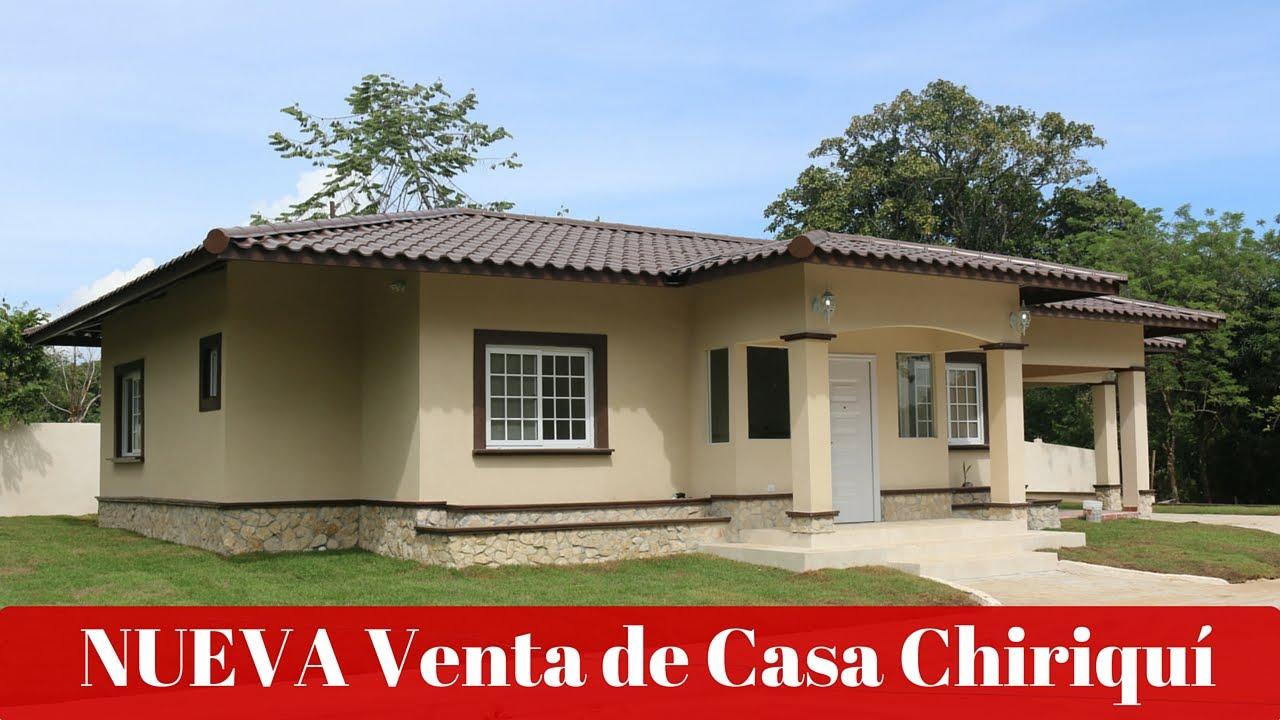 Nuevo Proyecto Residencial Chiriqu Privado Solo 3 Casas