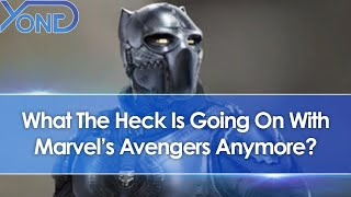 What Is Going On With Marvel's Avengers Anymore? The Silence Is Deafening