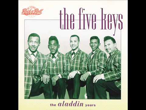 The Five Keys - The Glory Of Love [1951] (Doo Wop)
