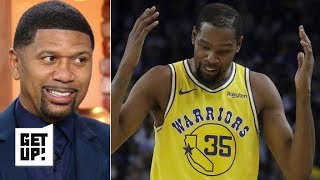 MJ is the NBA's most unstoppable offensive player, not Kevin Durant – Jalen Rose | Get Up!