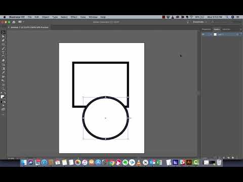 How to move objects to a new layer - Adobe Illustrator
