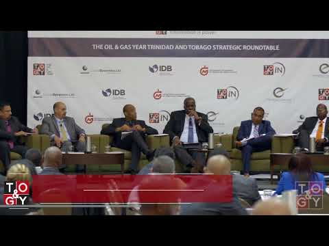 The Oil & Gas Year Trinidad & Tobago Strategic Roundtable 2017
