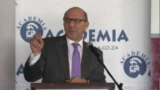 Trevor Manuel: The role of students in achieving the goals of the National Planning Commission
