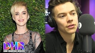 Katy Perry Teases 'Sexual' New Single Feat Ariana Grande – Ed Sheeran QUIZZES Harry Styles (DHR)