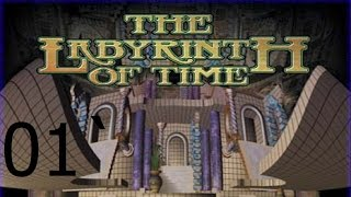 Let's Play the Labyrinth of Time: Part 1: Cryptic Bottomless Pits