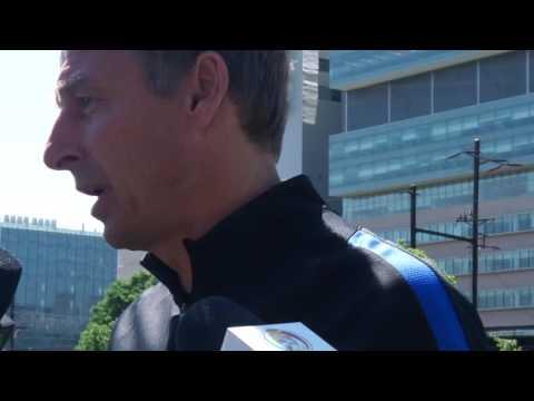 USA - Paraguay preview  Jurgen Klinsmann