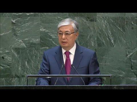 🇰🇿 Kazakhstan - President Addresses General Debate, 74th Session