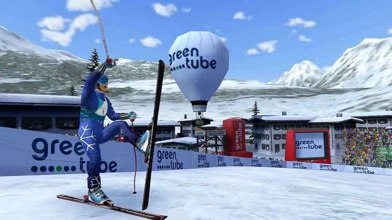 orf ski challenge 2013