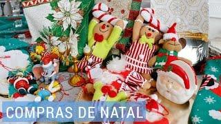 Compras de Natal | Lia Camargo