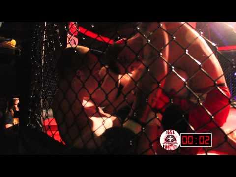 David Johnson vs Andrew Terhune Cage of Honor 63