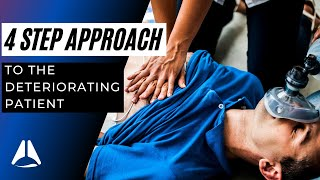 The 4 step approach to The Deteriorating Patient