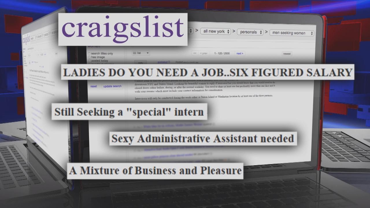 Undercover Investigation Reveals These Craigslist Job Postings Are