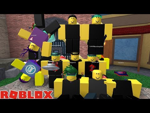 JD ARMY FAN LOBBY 😂 (Roblox)