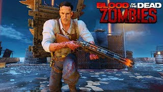 BLACK OPS 4 ZOMBIES BLOOD OF THE DEAD GAMEPLAY WALKTHROUGH (Call of Duty Black Ops 4 Zombies)