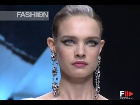VALENTINO Spring Summer 2008 Haute Couture - Fashion Channel