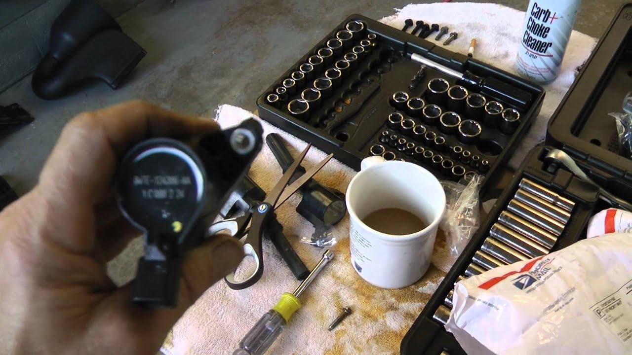 ford triton spark plug extractor