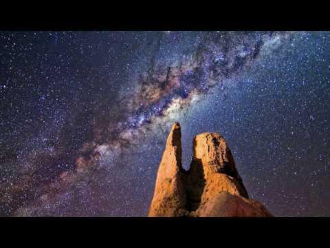 Космос, созвездия, галактики. Красивое слайд-шоу из фото.