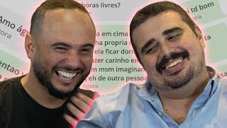 Baixar REAGINDO AS MELHORES CONVERSAS DO TINDER!