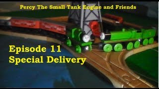 Percy The Small Tank Engine and Friends - Special Delivery