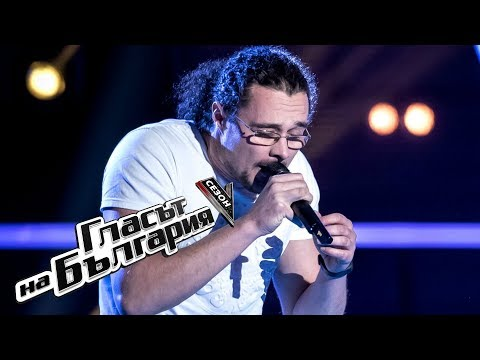 Nikola Zdravkov – Numb – The Voice of Bulgaria 5 – Blind Auditions (01.04.2018)