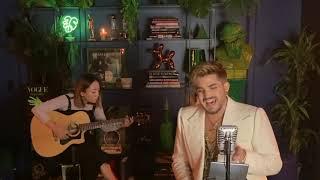 【4K】Adam Lambert - GRAMMY Museum 2020