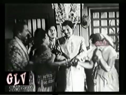 Yanai Pagan Part-5 (1960)Tamil Movies Movie Cast;Uday Kumar, B. Saroja Devi, P.S.Veerapa