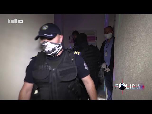 Policia e Kosoves: Biznesi i Masazheve ne Prizren