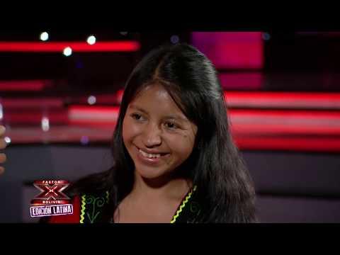 Kely Chiri, la potosina que se roba la admiración de todo el país   Audiciones   Factor X 2020