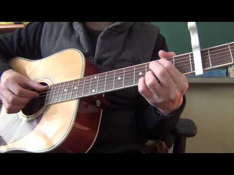 [기타팝]2NE1 - Come Back Home (Unplugged Ver.) -guitar cover & chords