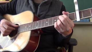 기타팝 2ne1 come back home unplugged ver guitar cover chords