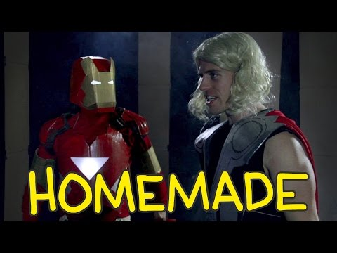 how to make iron man hand shooter