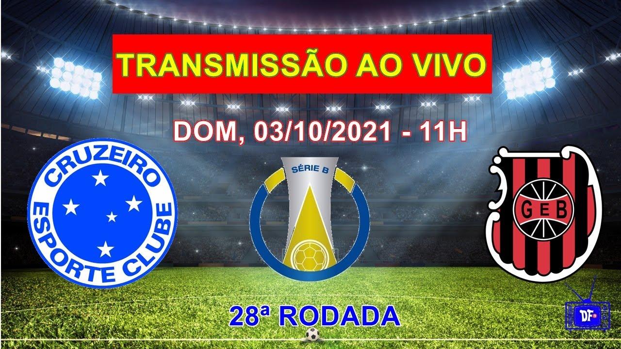 Download 🔴[AO VIVO] CRUZEIRO X BRASIL DE PELOTAS - CAMPEONATO BRASILEIRO SÉRIE B - 28ª RODADA - 03/10/2021