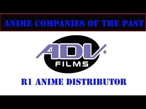 ADV Films:Anime Companies of the Past